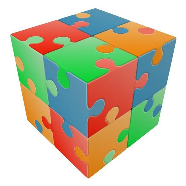 V-2 Jigsaw Puzzle Flat