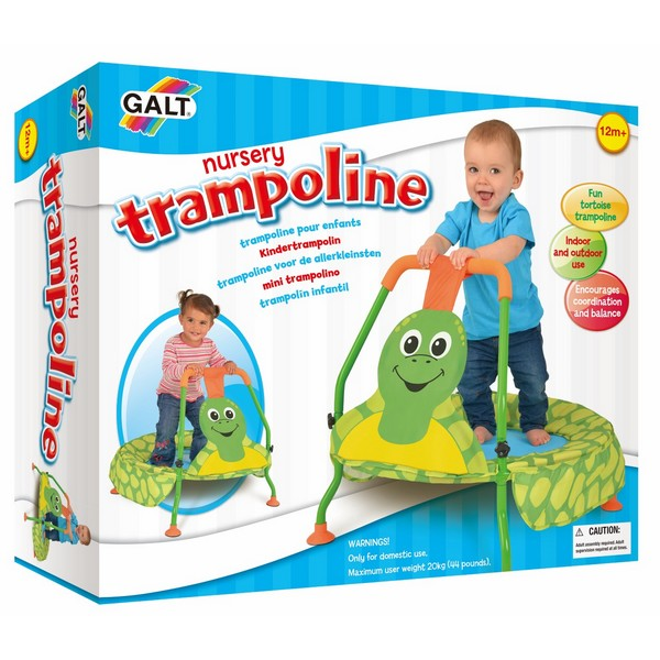 Trampoline Schildpad