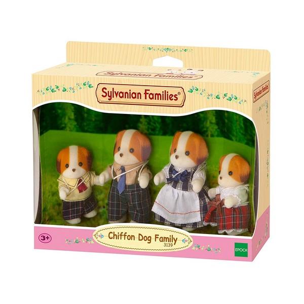 Sylvanian Families Familie Chiffon Hond