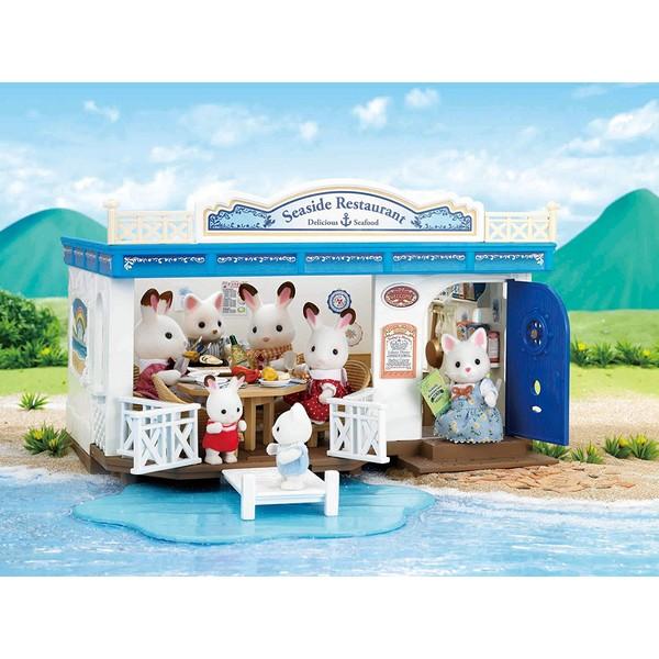 Sylvanian Families Strandrestaurant