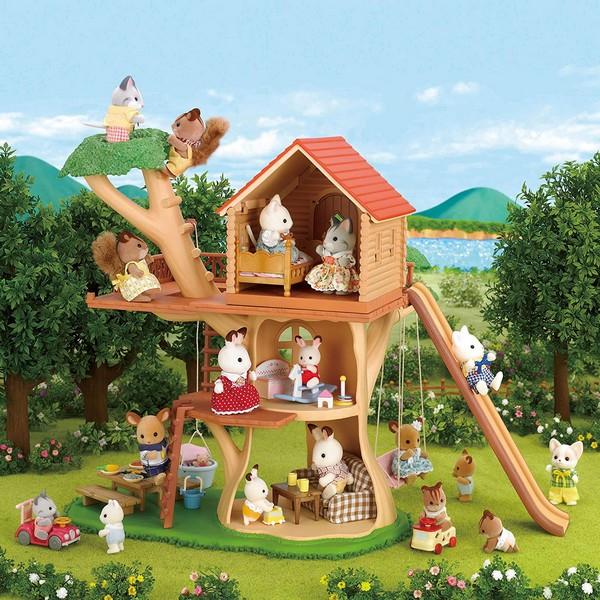 Sylvanian Families Boomhuis