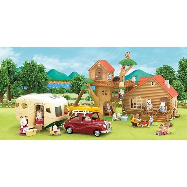 Sylvanian Families Luxe Caravan