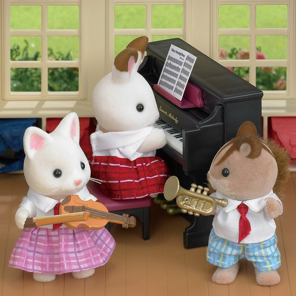 Sylvanian Families Muziek Accessoireset
