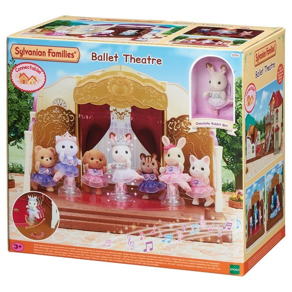 Sylvanian Families Ballet Theater