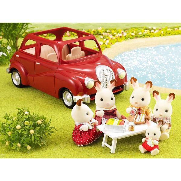 Sylvanian Families Familie Luxe Auto