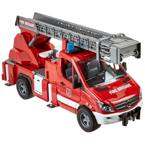 MB Sprinter Brandweerwagen