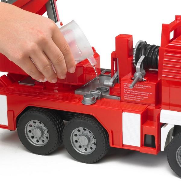 MAN TGA Brandweerwagen