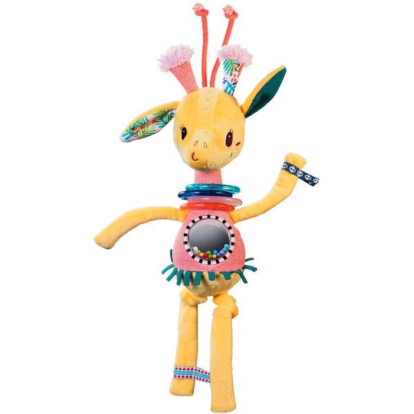 Hangfiguur stof dansende giraf Zia