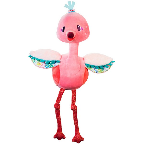 Knuffeldier flamingo Anaïs