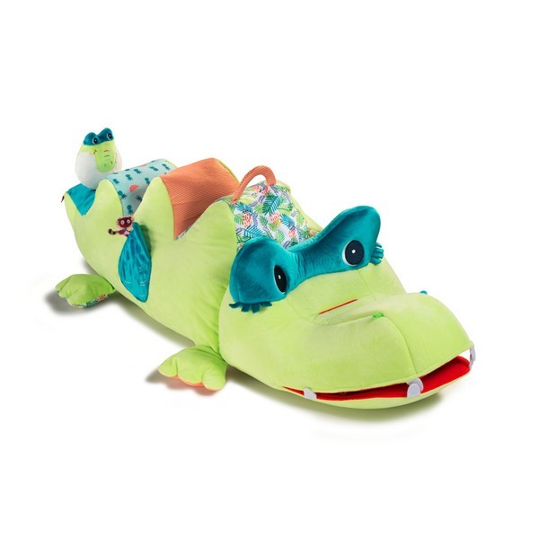Schattenbewaarder Activiteitenknuffel krokodil Anatole