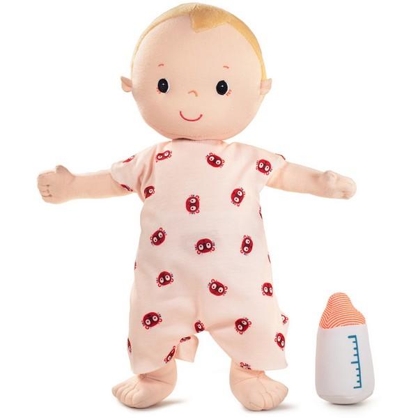 Stoffen Babypop Lou