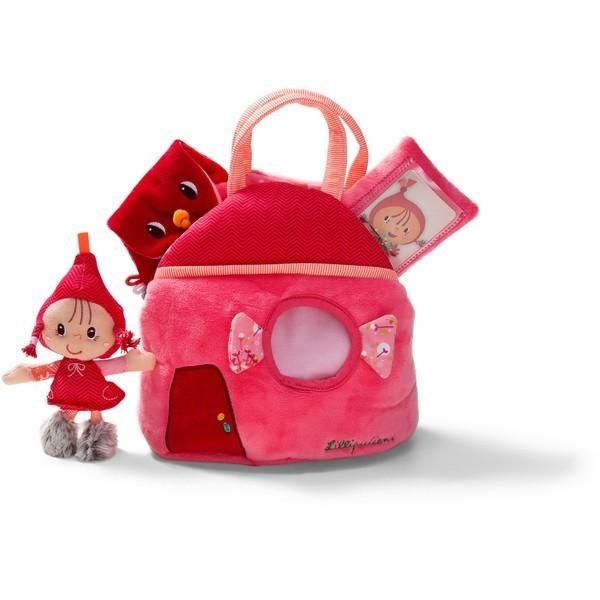 Stoffen Speelset Handtas Roodkapje