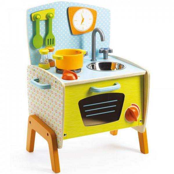 Gaby's Tafelmodel Houten Keuken