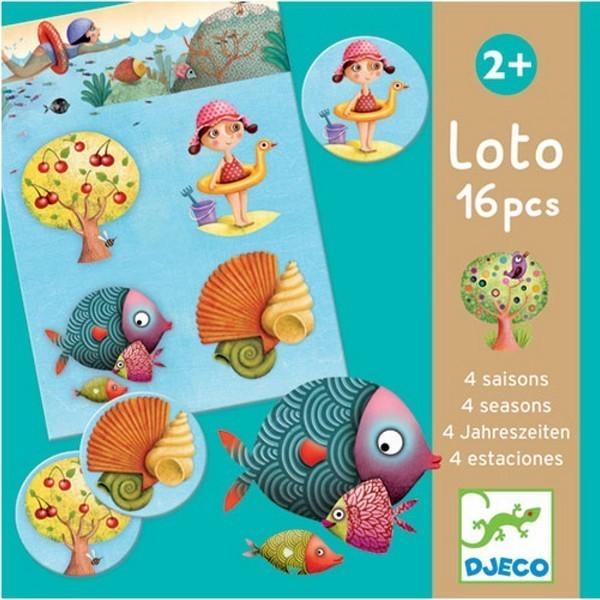 Lotto 4 Seizoenen