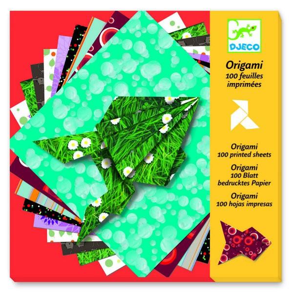 Origami Barbouille