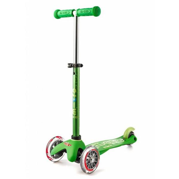 Mini Micro Step Deluxe groen