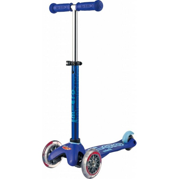 Mini Micro Step Deluxe blauw