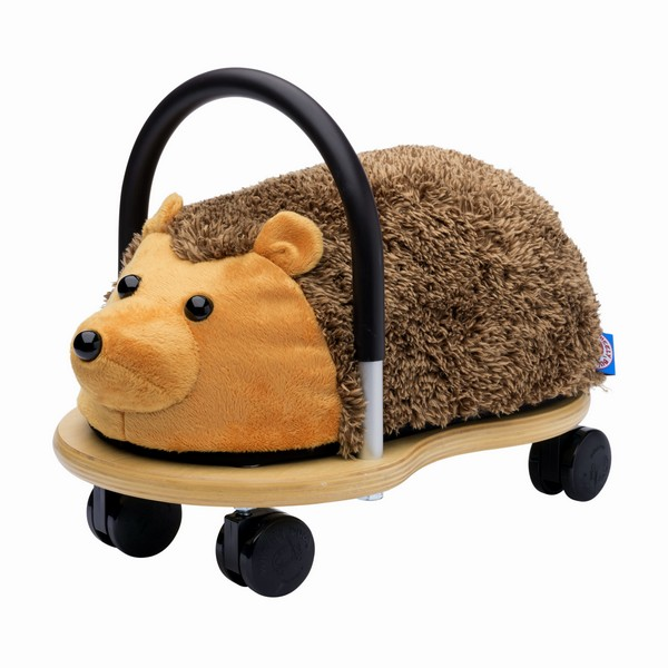 Wheelybug Egel pluche