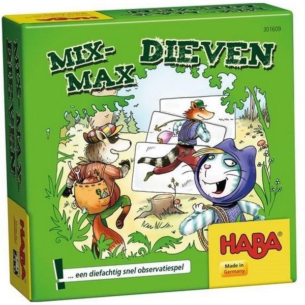 Mix-Max Dieven