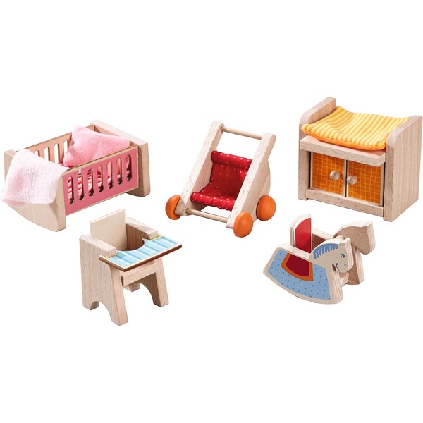 Little Friends Poppenhuismeubels Kinderkamer
