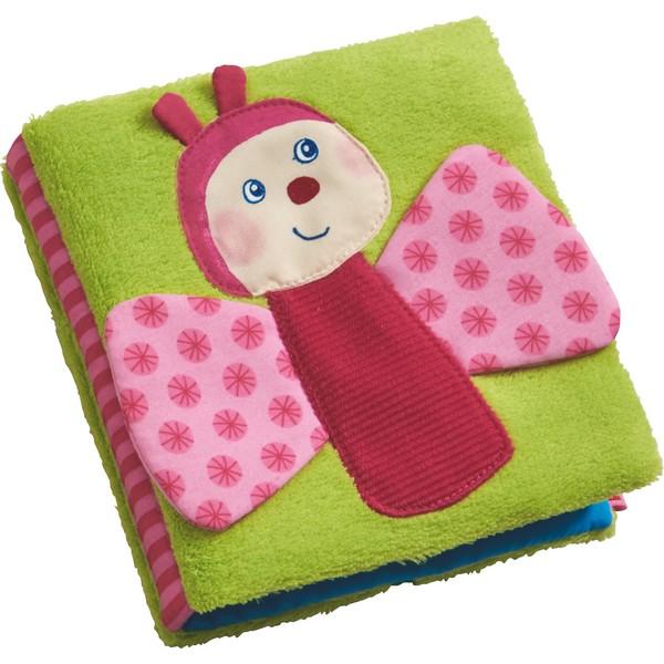 Babyboek stof Lentevlinder