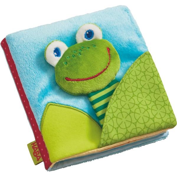 Babyboek stof Toverkikker
