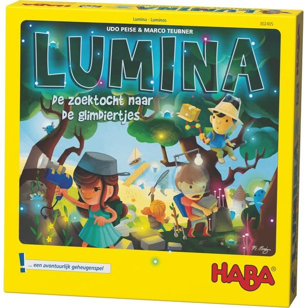 Lumina: De Zoektocht naar de Glimdiertjes