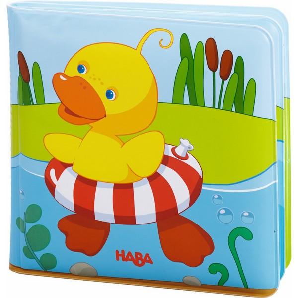 Badboek Zwemeend