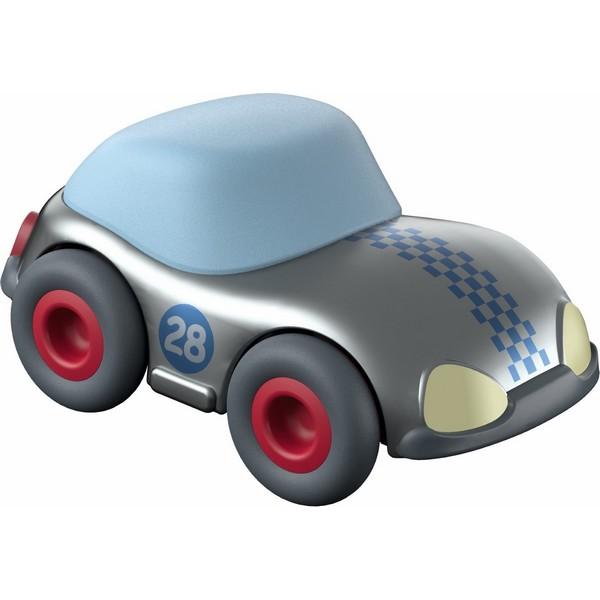 Rollebollen Zilveren Sportwagen