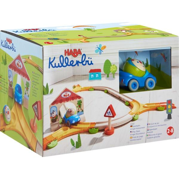 Rollebollen Kullerbü Speelbaan Rotonde