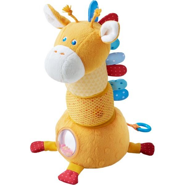 Stapelblokken stof Giraf Vlekje
