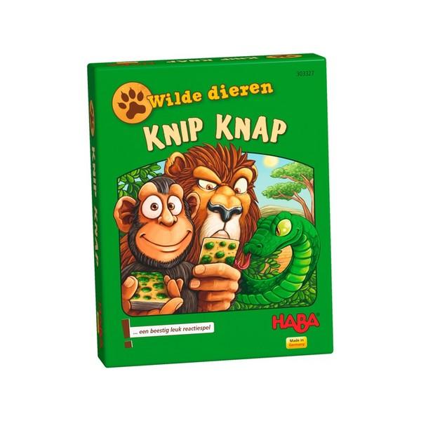 Wilde Dieren Knip Knap