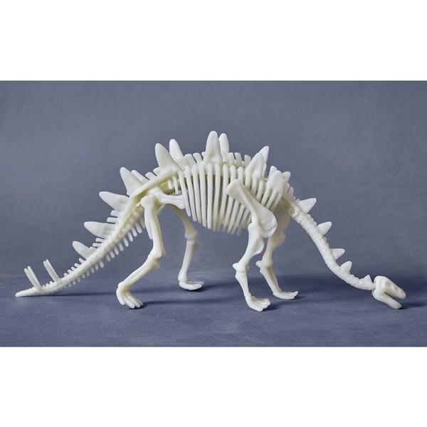 Terra Kids Bouwpakket Stegosaurus