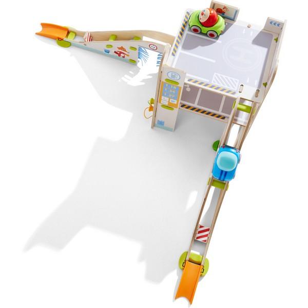 Rollebollen Kullerbü Speelbaan Parkeergarage