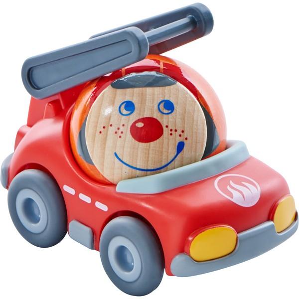 Rollebollen Kullerbü Frido's Brandweerauto