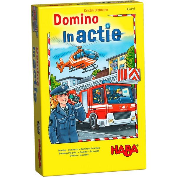 Domino In Actie