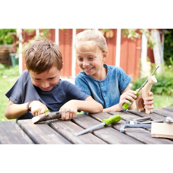Terra Kids Houtraspenset