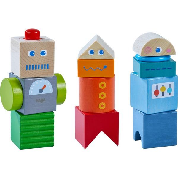 Ontdekkersstenen Robotvrienden