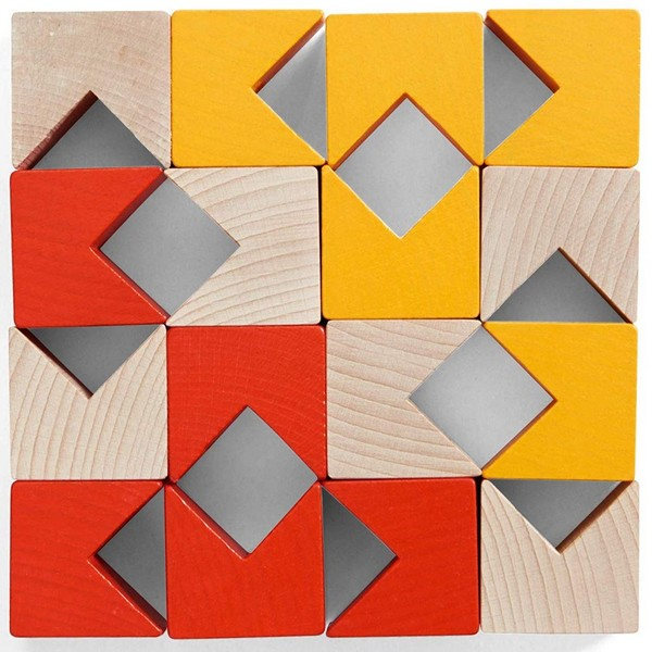 3D Compositiespel Rubius