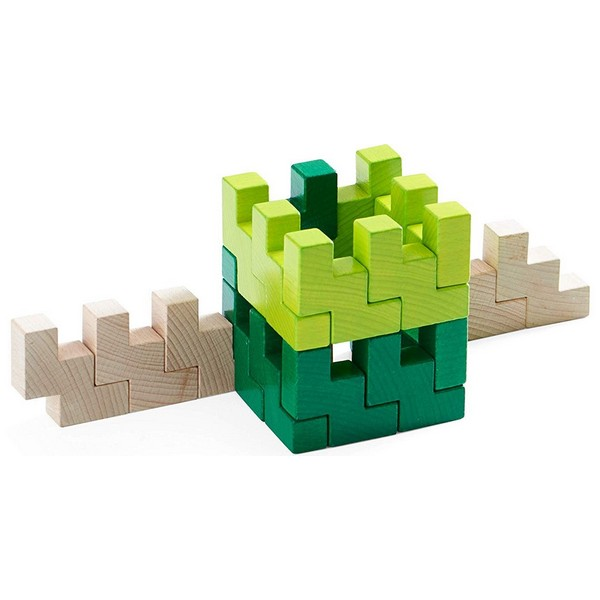 3D Compositiespel Viridis
