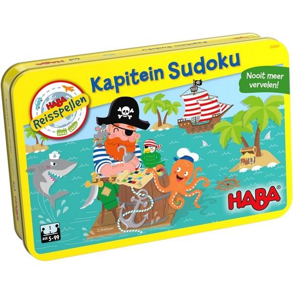 Kapitein Sudoku