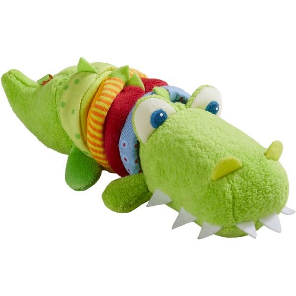 Bromfiguur stof Krokodil