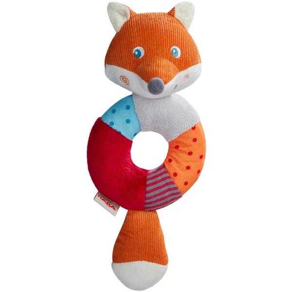 Grijpfiguur rammelaar stof Vos Foxie