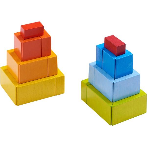3D Compositiespel Creative Stones