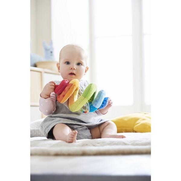 Babybal stof Bobbels