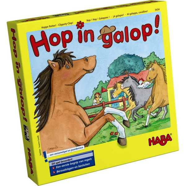 Hop in Galop