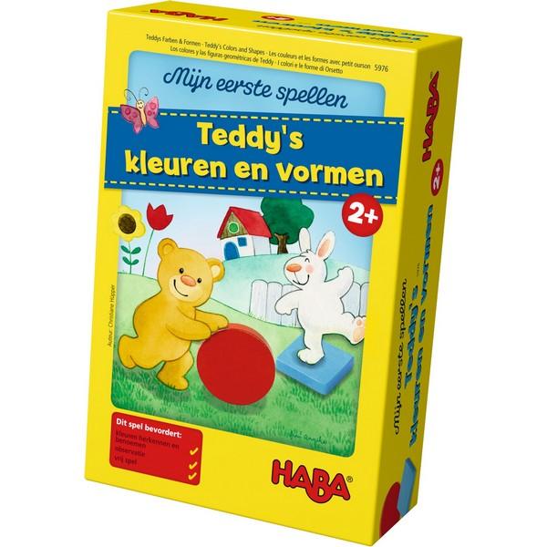Teddy's Kleuren & Vormen