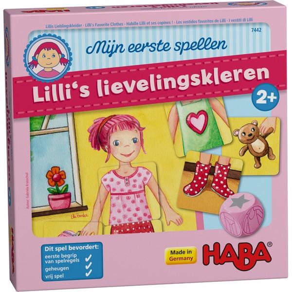 Lilli's Lievelingskleren